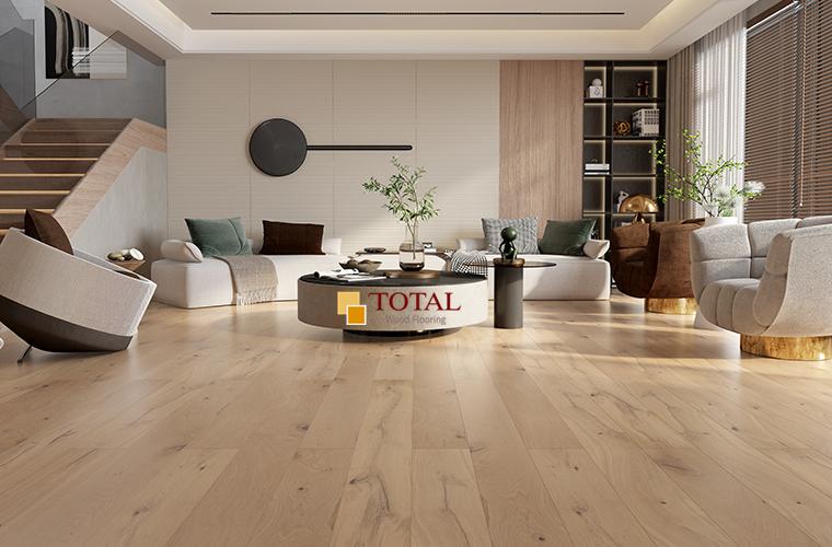Smoked Oiled Engineered Oak