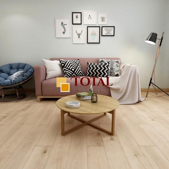 Urban Natural Oak, DIY Box, WPC Core LVT Flooring, 100% Waterproof