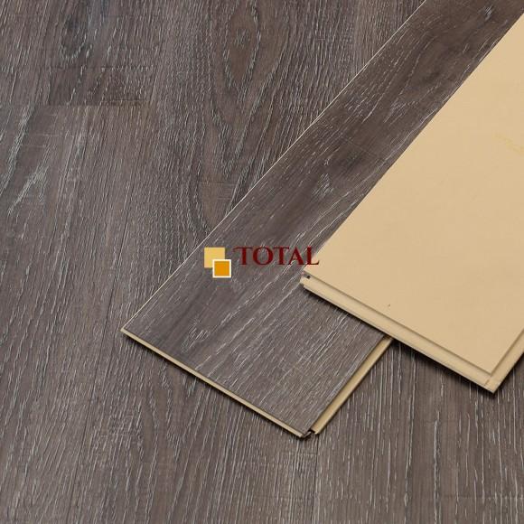 Aged Oak WPC Core LVT Flooring, 100% Waterproof, 5.5mm By 146mm By 1217mm