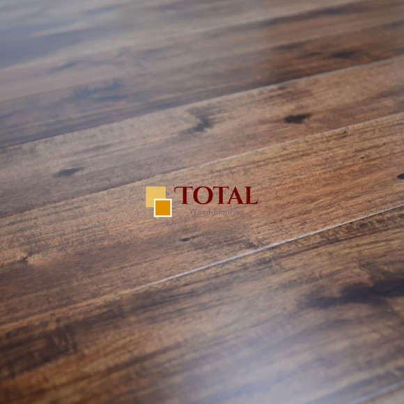 Click, Acacia Walnut, Lacquered Flooring