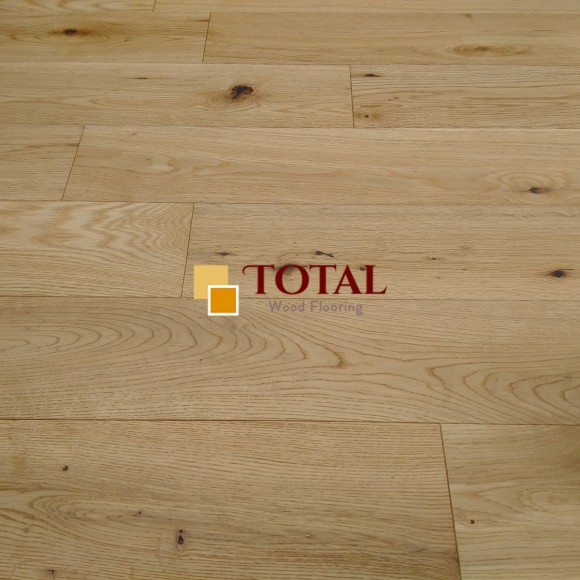 Engineered Oak Brushed Matt Lacquered Floors