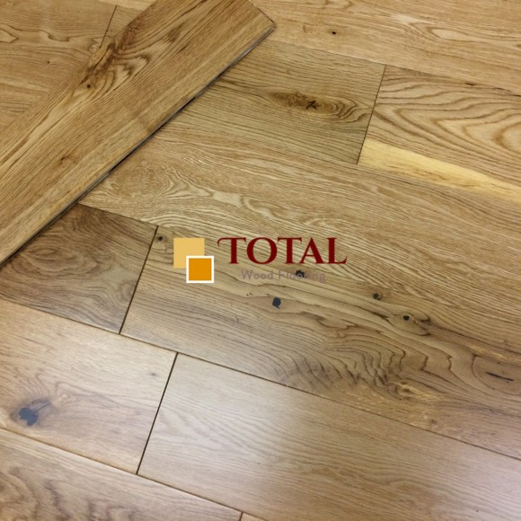 Engineered Oak 3ply Lacquered Flooring