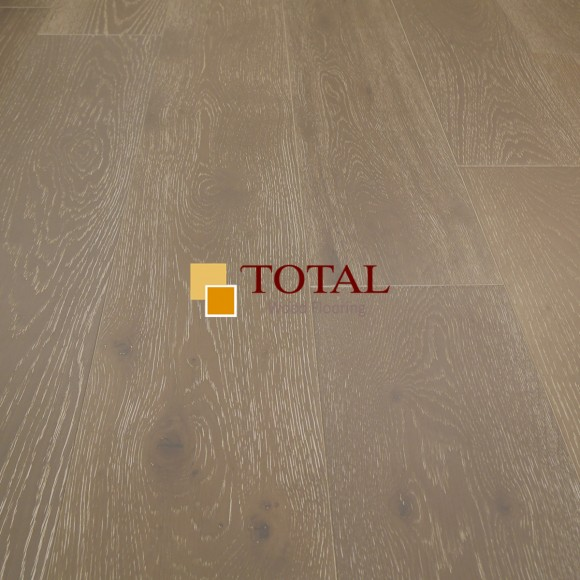Engineered Oak Plantation Grey Lacquered, Click 14/3X190XRL